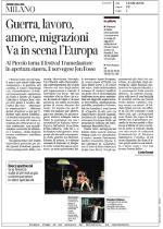 Tramedautore - Corriere della sera 15-09-2016