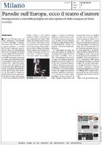 Tramedautore - Il Giornale 15-09-2016